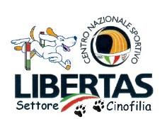 CNS_Libertas_Settore_Cinofilia